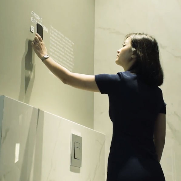 Interactive - GROHE - Interactive Product Showroom - Gallery 01