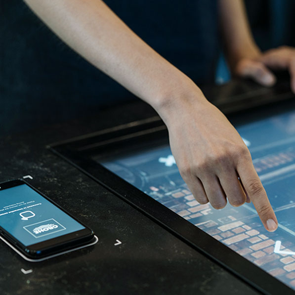 Interactive - GROHE - Interactive Product Showroom - Gallery 05