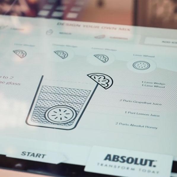Interactive - The Cloud Bar - An Interactive Bar - Gallery 02