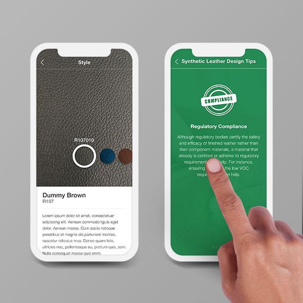 Mobile App Development - Haptex - Augmented Reality App - Gallery 02