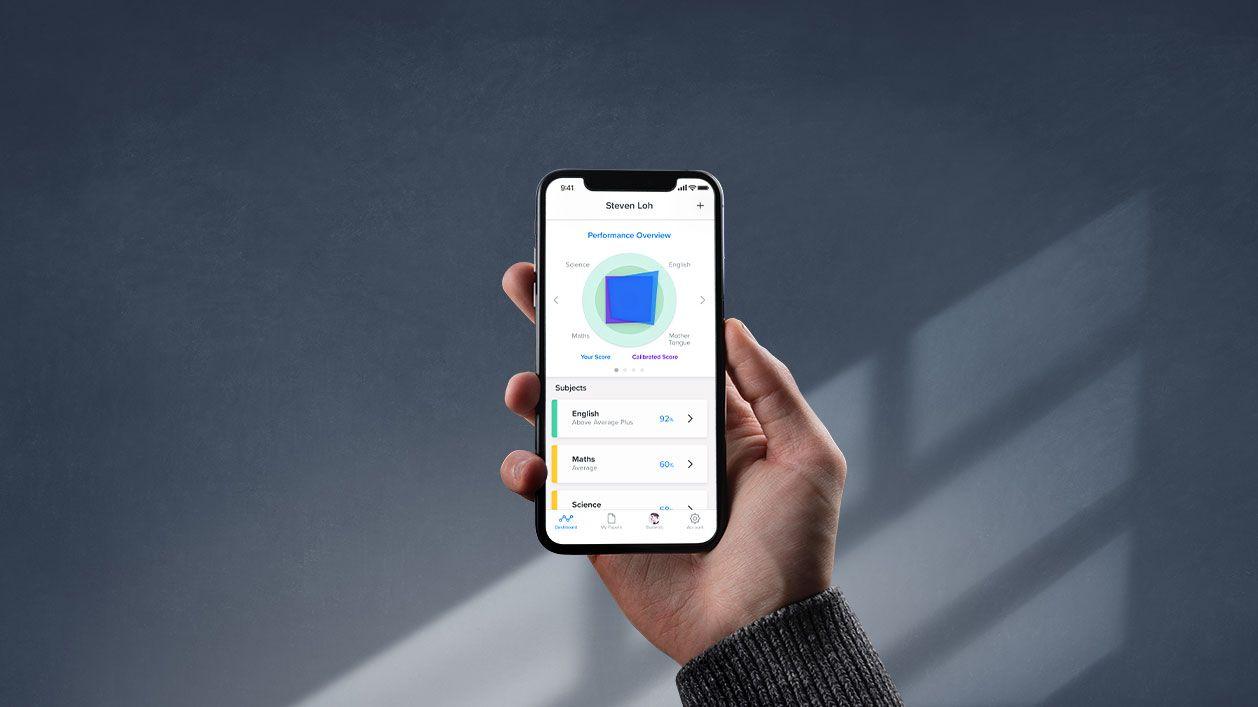 Mobile App - Performance Assessment Monitoring - Banner